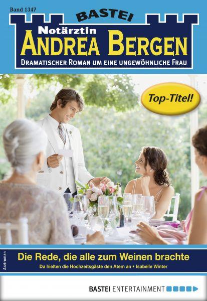 Notärztin Andrea Bergen 1347 - Arztroman