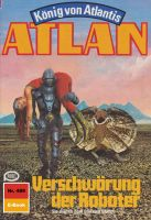 Atlan 489: Verschwörung der Roboter