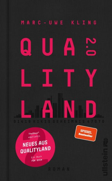 Cover Marc-Uwe Kling: Qualityland 2.0