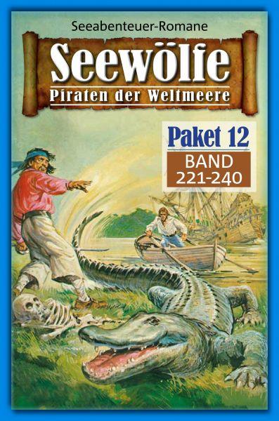 Seewölfe Paket 12
