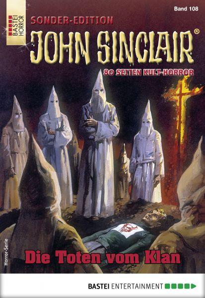 John Sinclair Sonder-Edition 108 - Horror-Serie
