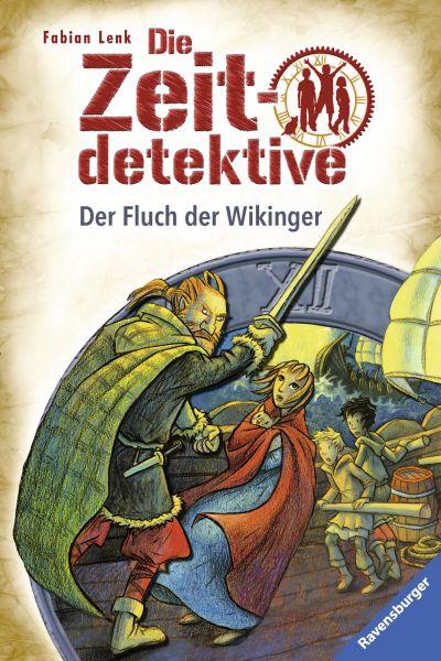 Die Zeitdetektive 24: Der Fluch der Wikinger
