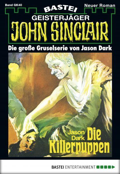 John Sinclair Gespensterkrimi - Folge 40