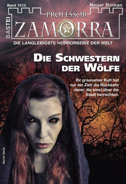 Professor Zamorra 1213 - Horror-Serie
