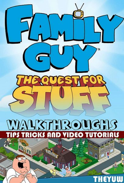 Family Guy - The Quest for Stuff