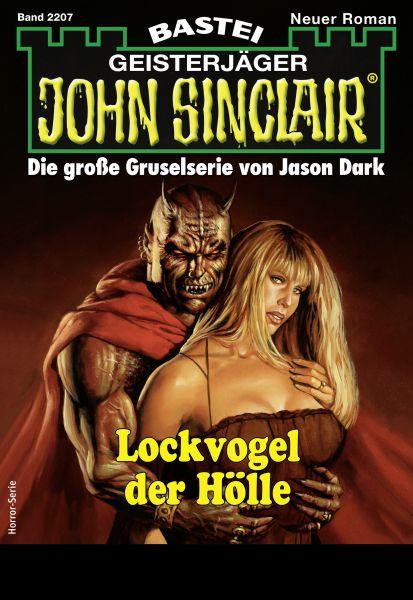 John Sinclair 2207 - Horror-Serie