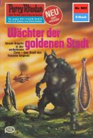 Perry Rhodan 962: Wächter der goldenen Stadt (Heftroman)
