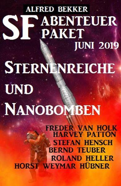 SF Abenteuer Paket Juni 2019 Sternenreiche und Nanobomben