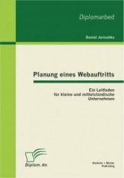 Planung eines Webauftritts