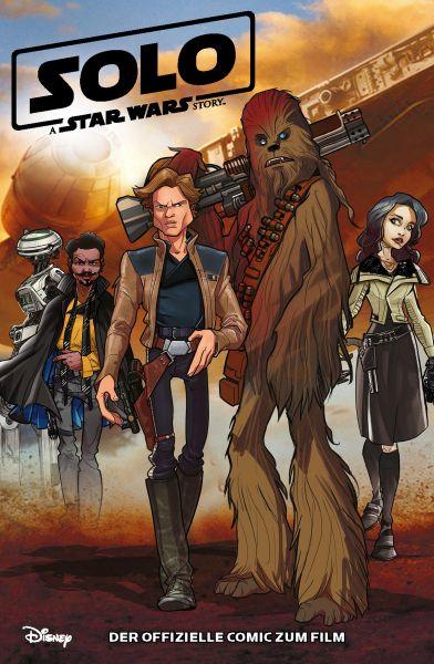 Solo - A Star Wars Story - Der offizielle Comic zum Film