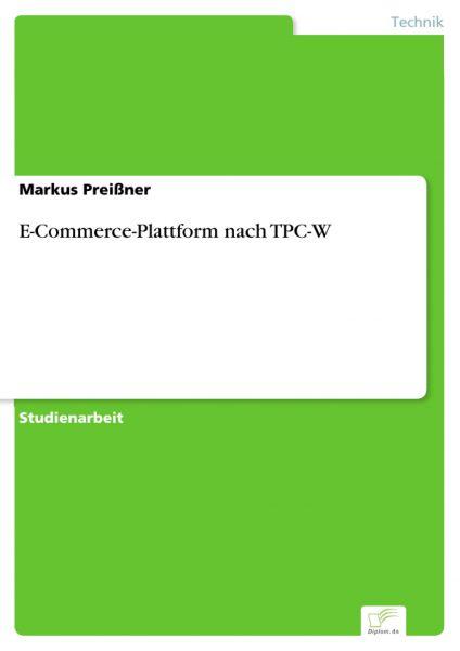 E-Commerce-Plattform nach TPC-W
