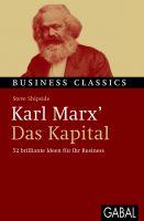"""Karl Marx' """"Das Kapital"""""""