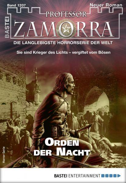 Professor Zamorra 1207 - Horror-Serie
