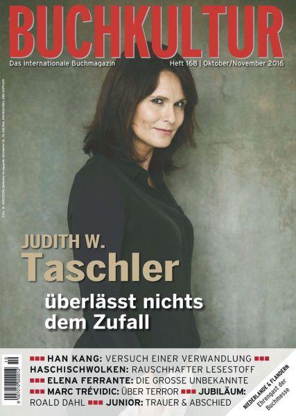 Magazin Buchkultur 168