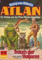 Atlan 322: Traum der Valjaren (Heftroman)