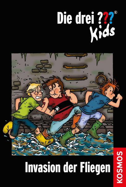 Die drei ??? Kids, 3 Invasion der Fliegen (drei Fragezeichen Kids)