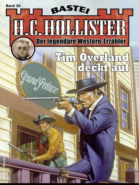 H. C. Hollister 39