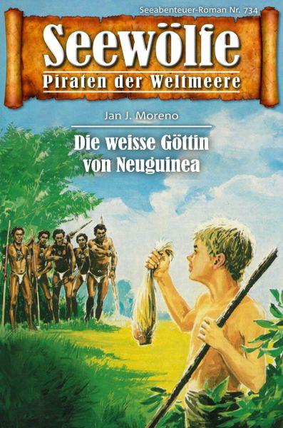 Seewölfe - Piraten der Weltmeere 734