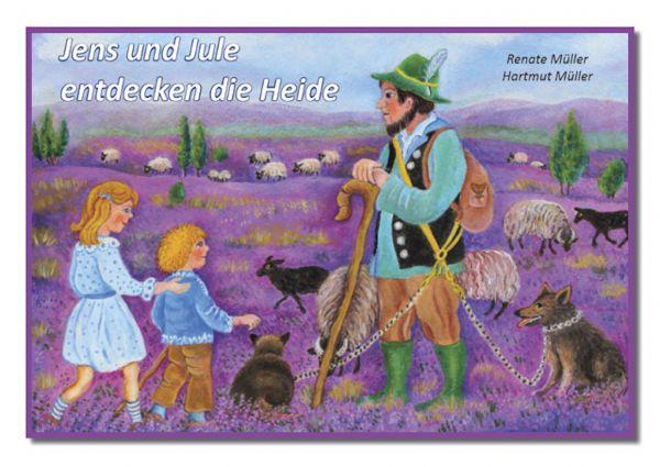 Jens und Jule entdecken die Heide