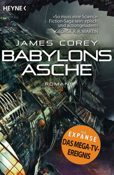 Cover James Corey: Babylons Asche