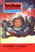 Perry Rhodan 222: Die Doppelgänger von Andromeda (Heftroman)