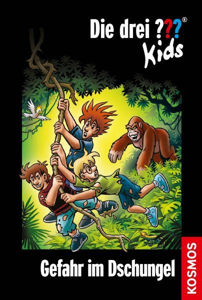 Die drei ??? Kids, 62, Gefahr im Dschungel (drei Fragezeichen Kids)