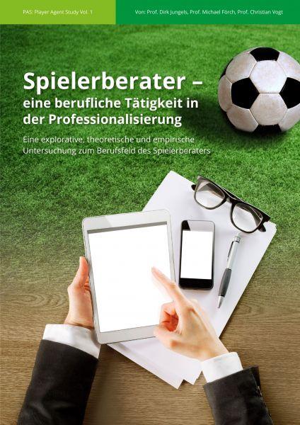 Spielerberater – eine berufliche Tätigkeit in der Professionalisierung