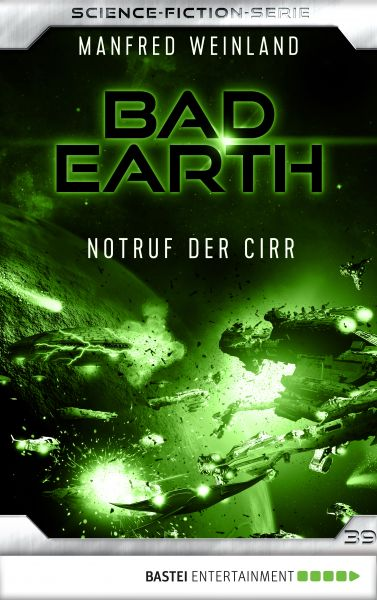 Bad Earth 39 - Science-Fiction-Serie