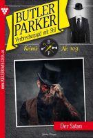 Butler Parker 109 - Kriminalroman