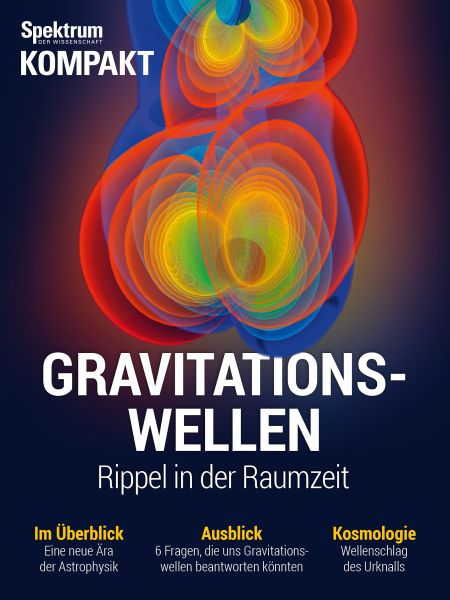 Spektrum Kompakt - Gravitationswellen