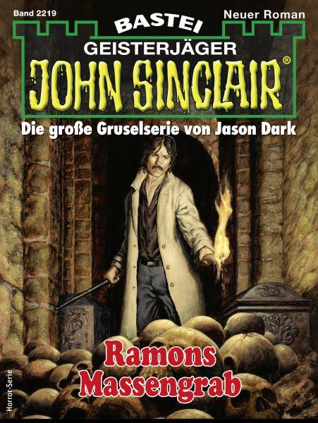 John Sinclair 2219 - Horror-Serie