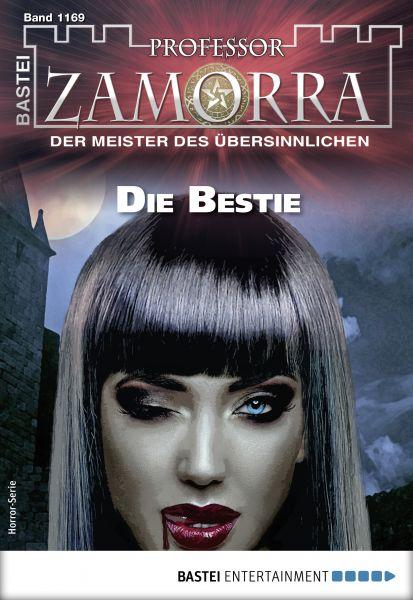 Professor Zamorra 1169 - Horror-Serie