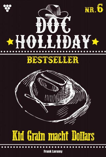 Doc Holliday Bestseller 6 – Western