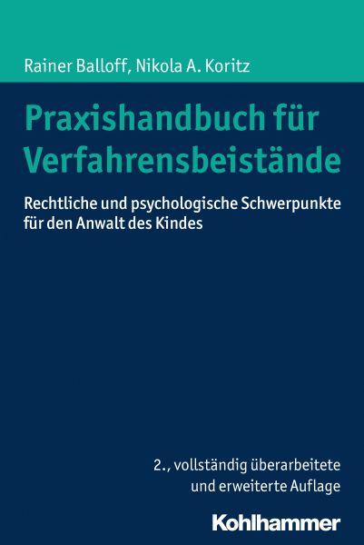 Praxishandbuch für Verfahrensbeistände