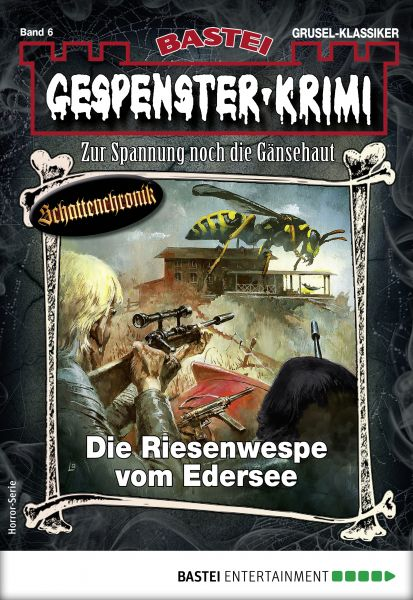 Gespenster-Krimi 6 - Horror-Serie