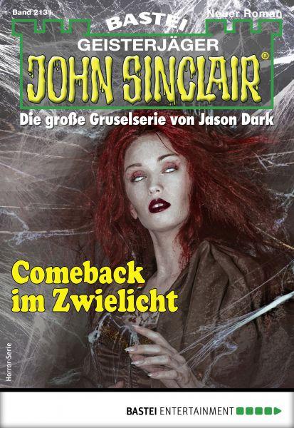John Sinclair 2131 - Horror-Serie