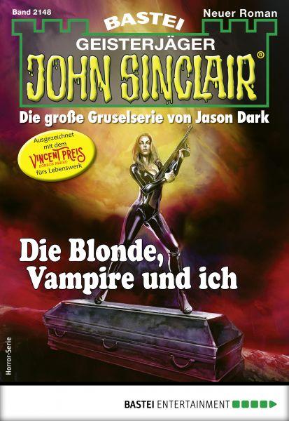John Sinclair 2148 - Horror-Serie