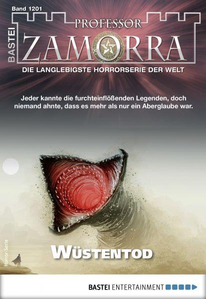 Professor Zamorra 1201 - Horror-Serie