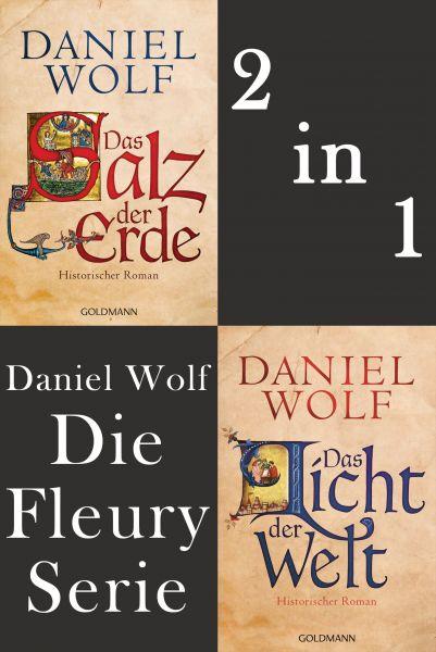 Die Fleury Serie: Das Salz der Erde / Das Licht der Welt