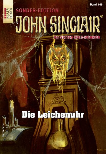 John Sinclair Sonder-Edition 146 - Horror-Serie