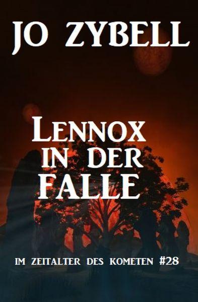 Lennox in der Falle: Das Zeitalter des Kometen #28
