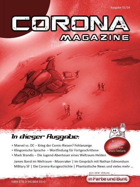 Corona Magazine 01/2014: Oktober 2014