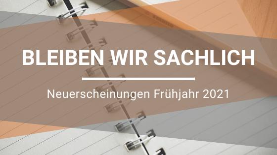 Sachbuch-Neuheiten