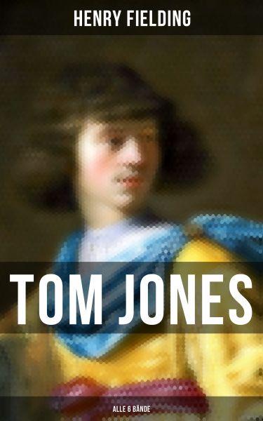 Tom Jones (Alle 6 Bände)