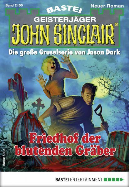John Sinclair 2100 - Horror-Serie