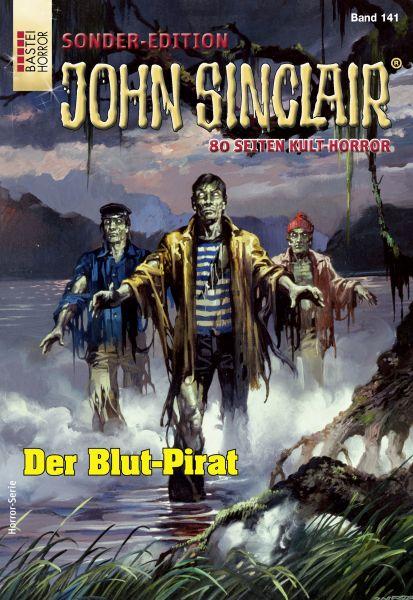 John Sinclair Sonder-Edition 141 - Horror-Serie