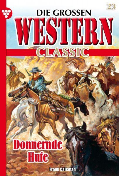 Die großen Western Classic 23 – Western