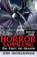 Das Paket des Grauens - Horror Sammlung Januar 2018