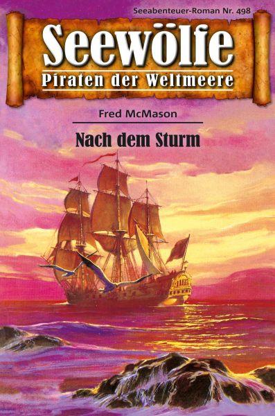 Seewölfe - Piraten der Weltmeere 498