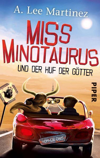 Miss Minotaurus